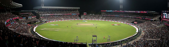 Eden Gardens cricket stadium