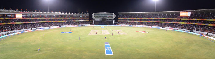 Saurashta Cricket Association Stadium