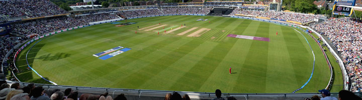 Edgbaston stadium UK