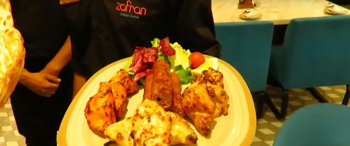 zafran restaurant dubai