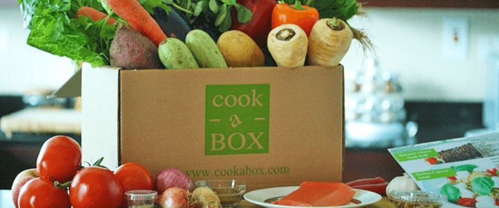 cook a box healthy food