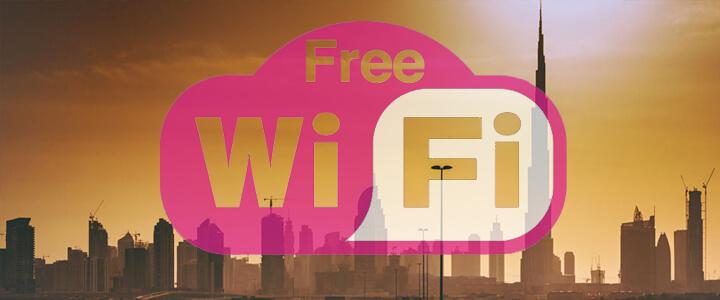 free wi-fi in dubai