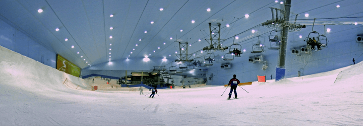 ski dubai mall of emirates