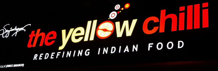 The Yellow Chilli By Sanjeev Kapoor JLT