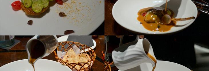 Tresind restaurant dubai