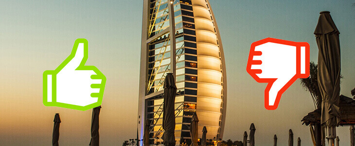 9 Important Dos and Don'ts of Dubai & UAE