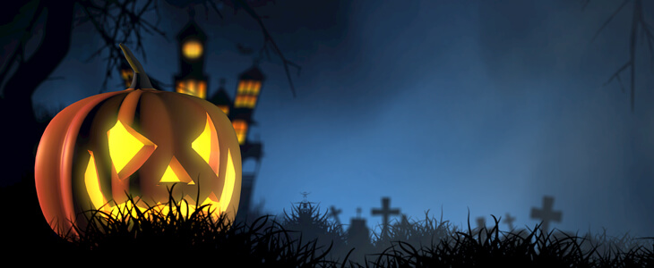 halloween in dubai