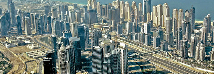 Jumeirah Lakes Towers