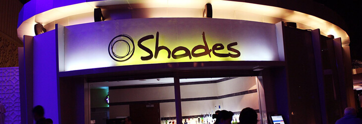 Shades address hotel dubai marina