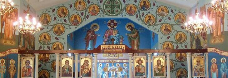 St Philip the Apostle Orthodox Church dubai
