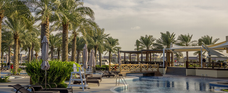 Staycations in Dubai