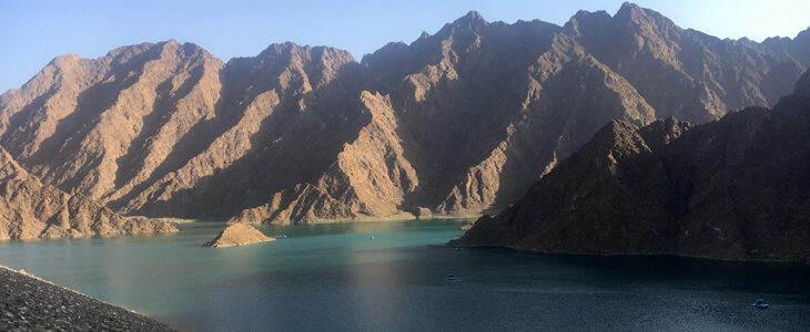 explore hatta dam
