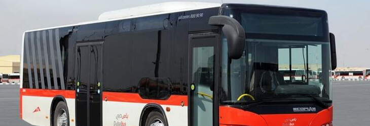 Global Village RTA Bus Routes